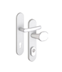 Securtity aluminium fitting EL
