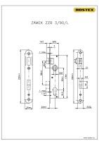 ZZB3/90 lock
