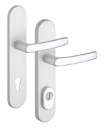Securtity aluminium fitting EL4